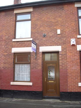 Thumbnail Terraced house to rent in Nelson Street, Hyde