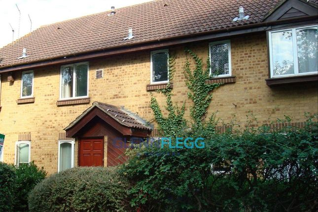 Thumbnail Terraced house to rent in Albany Park, Colnbrook, Slough
