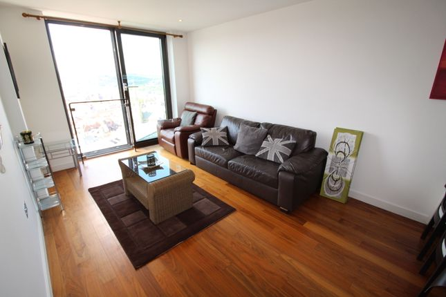 Thumbnail Flat to rent in City Lofts St Paul's Square, Sheffield