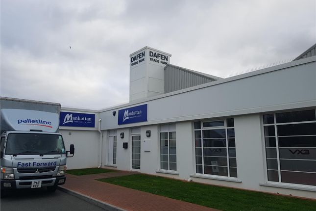 Thumbnail Warehouse to let in Dafen Trade Park, Unit 1, Dafen, Llanelli, Carmarthenshire