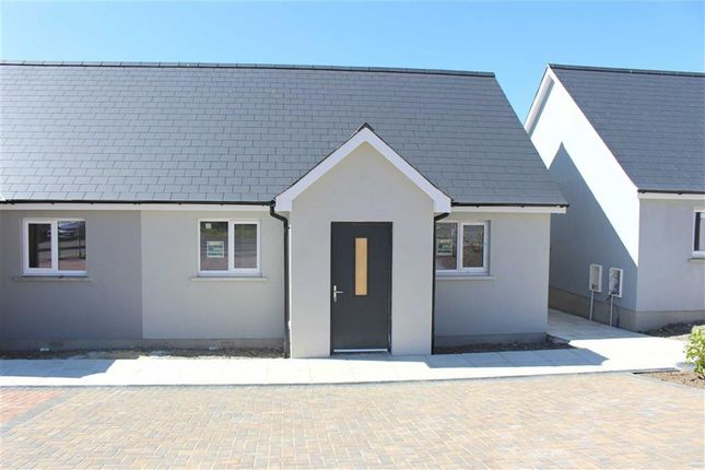 Thumbnail Semi-detached bungalow for sale in Grove Street, Pennar, Pembroke Dock