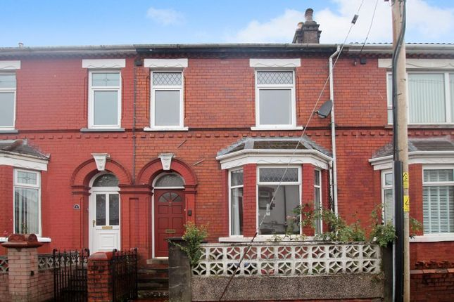 Thumbnail Terraced house for sale in Aynho Place, Ebbw Vale, Blaenau Gwent