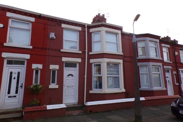 Thumbnail Property to rent in Lumley Street, Liverpool