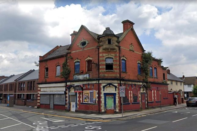 Thumbnail Commercial property for sale in Westminster Road, Kirkdale, Liverpool