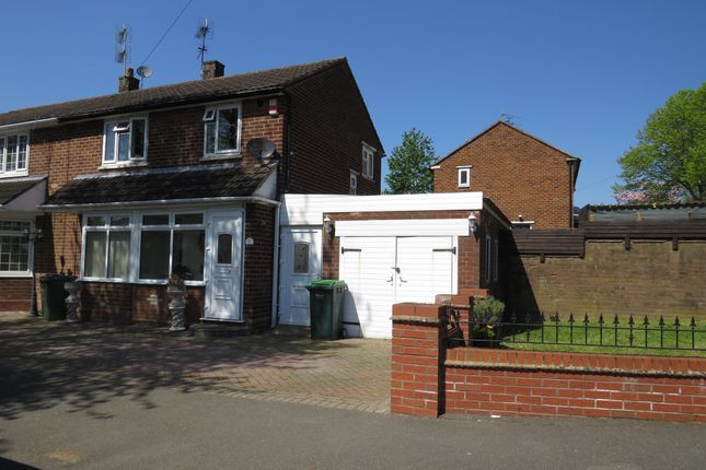 Thumbnail Semi-detached house for sale in Lime Tree Road, Walsall