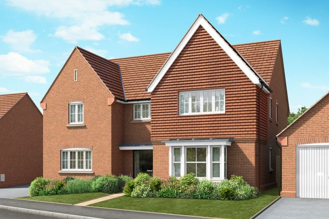 """Thumbnail Detached house for sale in """"The Becket"""" at Elers Way, Thaxted, Dunmow"""