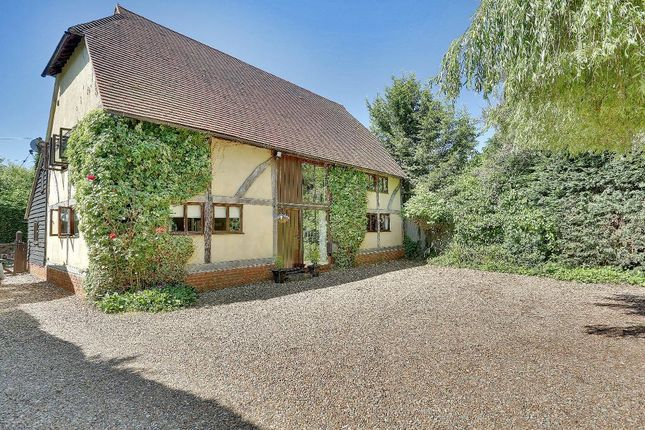 Thumbnail Detached house for sale in Marden Road, Marden, Kent