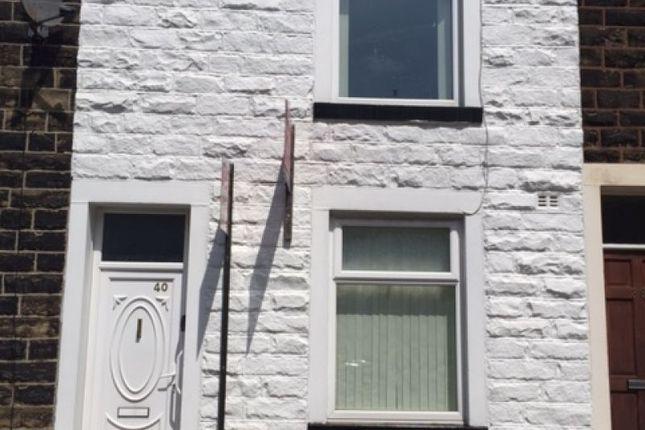 Newport Street, Nelson, Lancashire. BB9