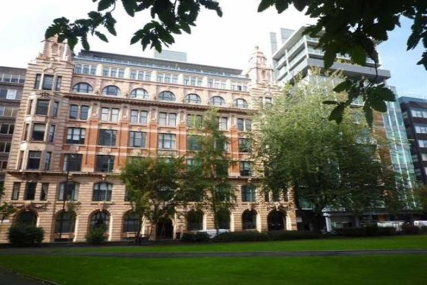 Thumbnail Flat to rent in Century Buildings, City Centre