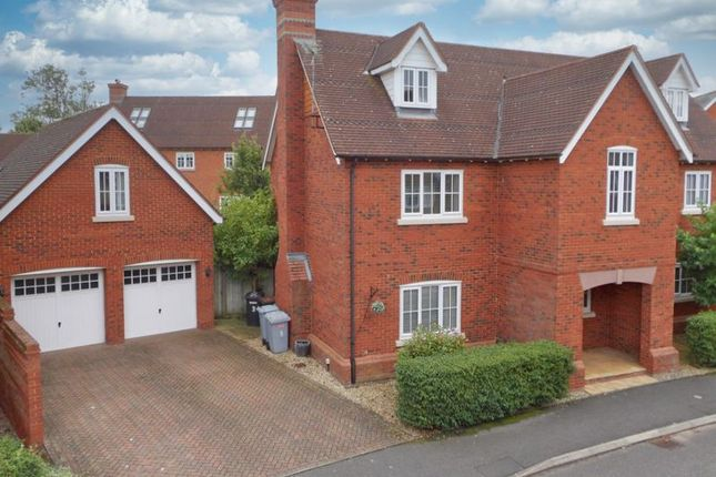 Thumbnail Detached house for sale in Redbourne Drive, Wychwood Park, Cheshire