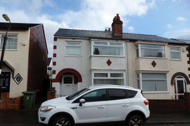 3 bed semi-detached house to rent in Rocklands Avenue, Bebington, Wirral