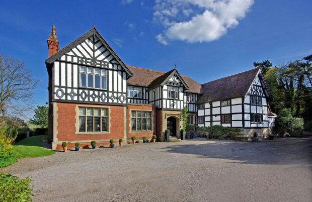 Thumbnail Detached house for sale in Conigree Road, Newent