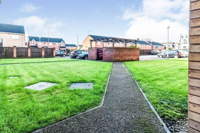Rear Aspect of Old Birley Street, Hulme, Manchester, Greater Manchester M15