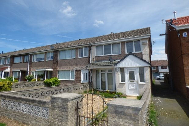 Thumbnail Semi-detached house to rent in Pauline Walk, Fazakerley, Liverpool