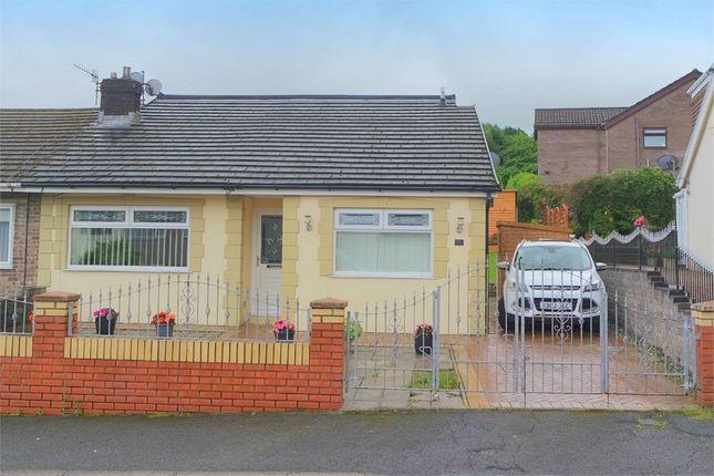 Thumbnail Semi-detached bungalow for sale in Yr-Ysfa, Maesteg, Mid Glamorgan