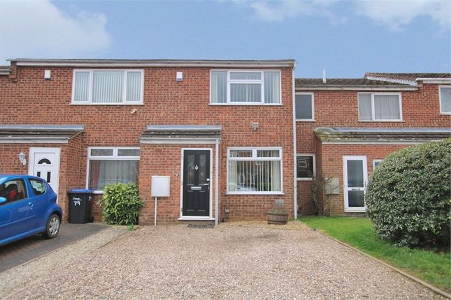 Thumbnail Terraced house for sale in Lowlands Close, Rectory Farm, Northampton