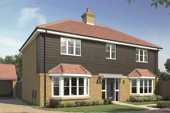 "Thumbnail Property for sale in ""The Taymore - Urban"" at Holwell Road, Pirton, Hitchin"