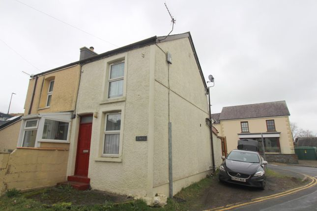 Thumbnail Semi-detached house for sale in Tregaron, Ceredigion