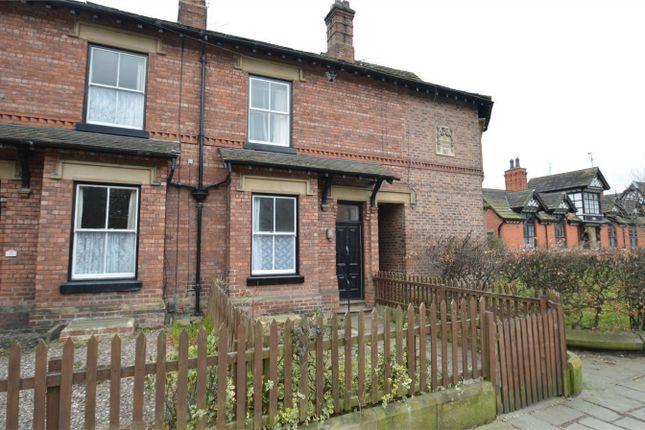 Thumbnail Terraced house to rent in Buxton Road, Macclesfield, Cheshire