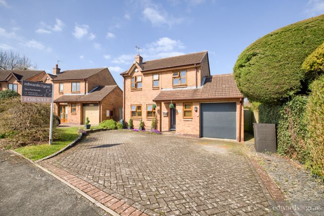 Thumbnail Detached house for sale in Lakeside Drive, Shirley, Solihull