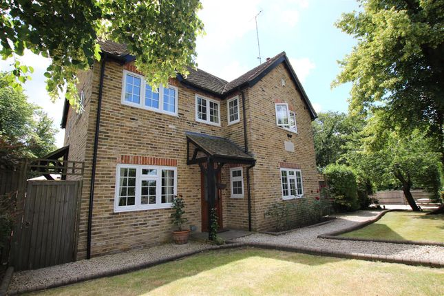 Thumbnail Detached house for sale in Whitewebbs Road, Enfield