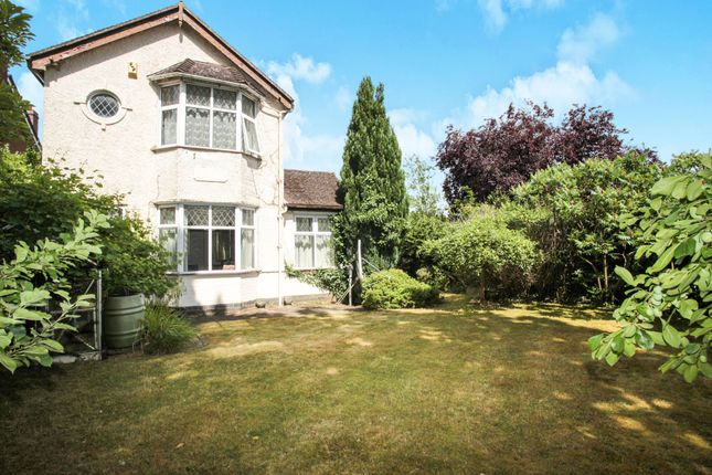 Thumbnail Detached house for sale in Hillmorton Road, Rugby