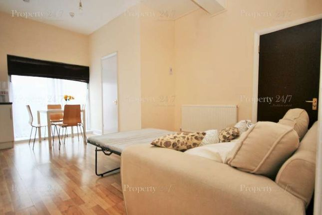 Thumbnail Flat to rent in Sebert Road, London
