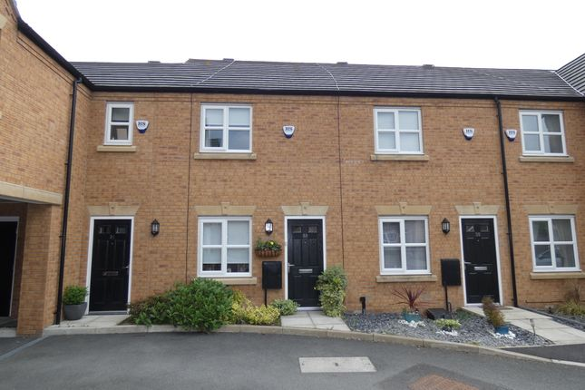Thumbnail Terraced house for sale in Prestwick Close, St. Helens
