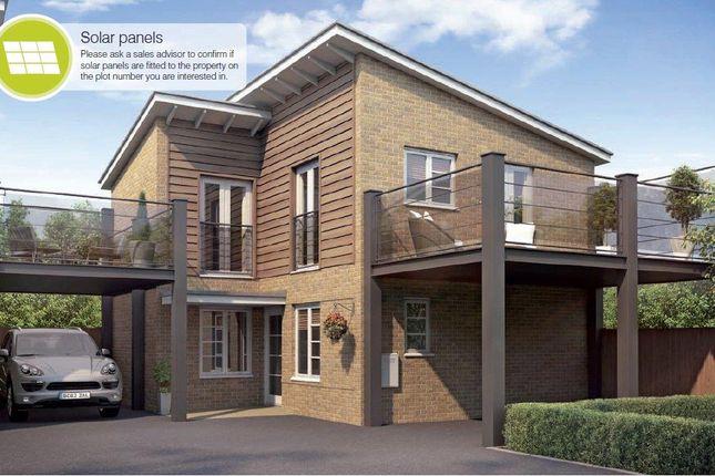 Thumbnail Property for sale in Barleythorpe, Oakham, Rutland
