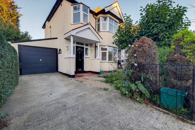 Thumbnail Semi-detached house to rent in Rosedene Gardens, Clayhall, Ilford