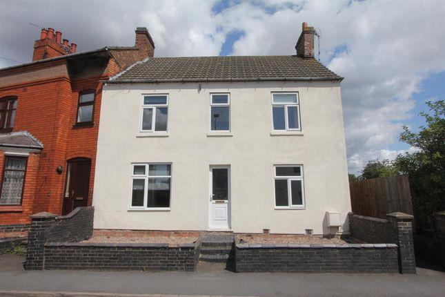 Thumbnail Cottage for sale in Newbold Road, Barlestone, Nuneaton