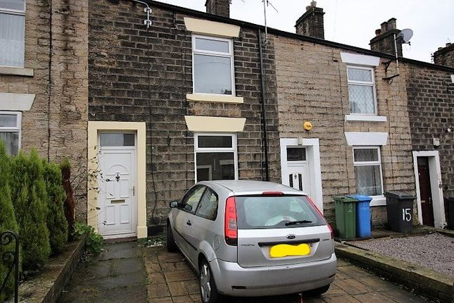 Thumbnail 2 bed terraced house to rent in Moorfield Terrace, Hollingworth, Hyde