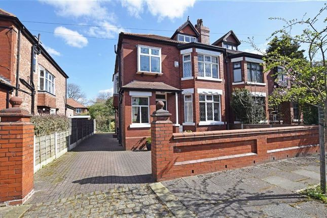 5 bed semi-detached house for sale in Sandileigh Avenue, Didsbury, Manchester