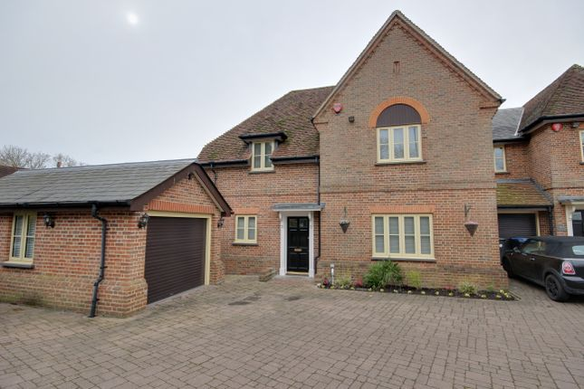 Thumbnail End terrace house for sale in The Ridgeway, Enfield