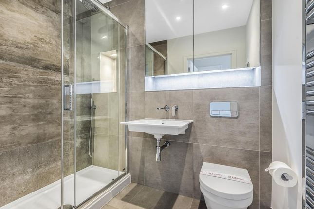 Bathroom of Addison House, Green Park Village, Reading RG2