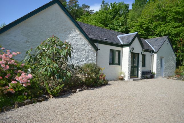 Thumbnail Cottage for sale in The Old Cottage, Arduaine