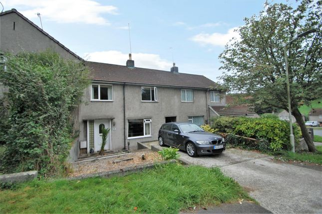 Thumbnail Terraced house for sale in Pike Road, Laira, Plymouth