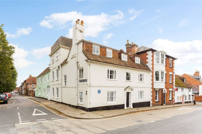 Thumbnail End terrace house for sale in Bedwin Street, Salisbury, Wiltshire