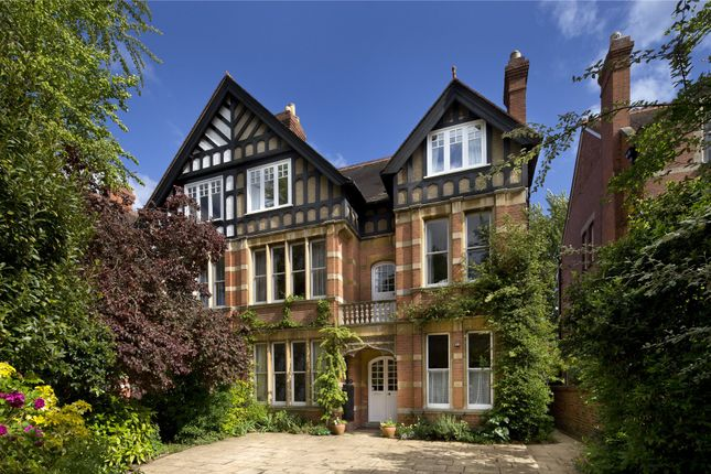 Thumbnail Detached house for sale in Bardwell Road, Central North Oxford