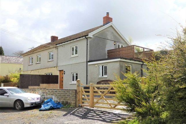 Thumbnail Semi-detached house for sale in Dan-Y-Banc, Mynyddcerrig, Llanelli