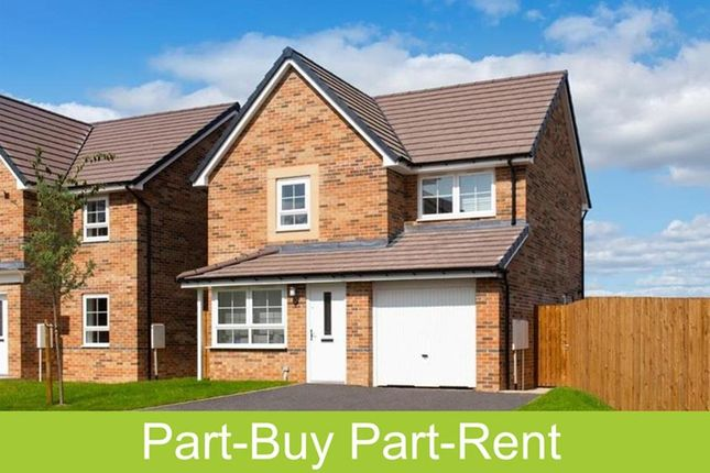 "3 bedroom detached house for sale in ""Derwent"" at Coulson Street, Spennymoor"