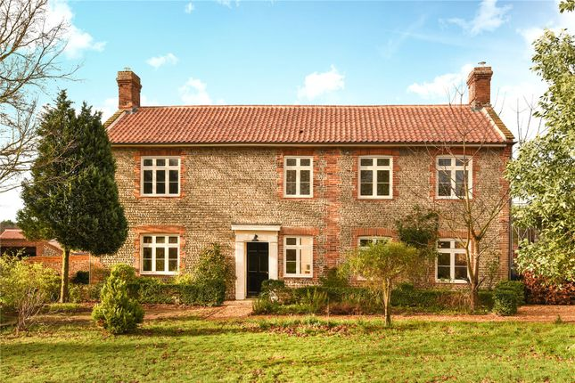 Thumbnail Detached house for sale in Grove Farm Barns, Roughton Road, Felbrigg, Norwich