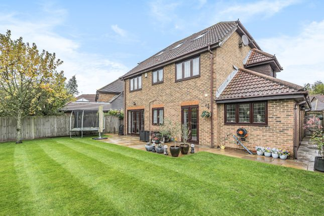 Thumbnail Detached house for sale in Winterbourne, Horsham