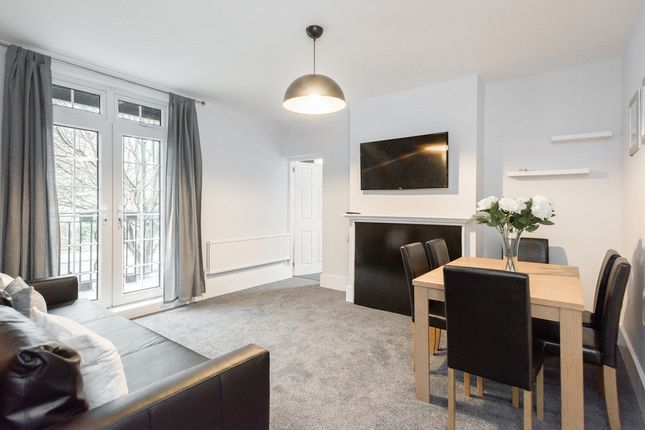 Thumbnail Flat to rent in Copenhagen Street, Angel