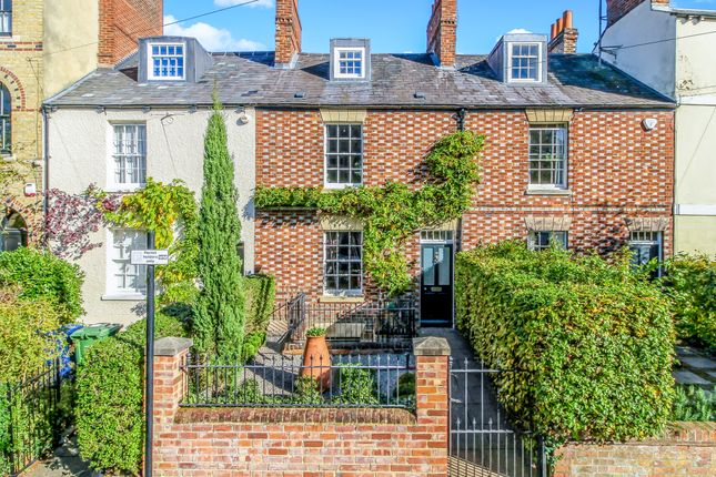 Thumbnail Terraced house for sale in Winchester Road, Central North Oxford