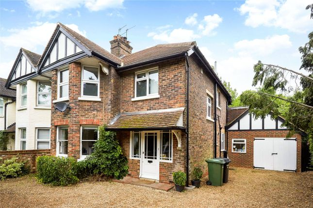 Thumbnail Semi-detached house for sale in Westcott Road, Dorking, Surrey