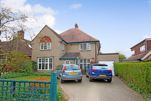 Thumbnail Detached house for sale in Spring Road, Letchworth Garden City