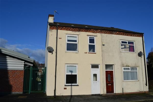 Thumbnail End terrace house to rent in Syresham Street, Platt Bridge, Wigan