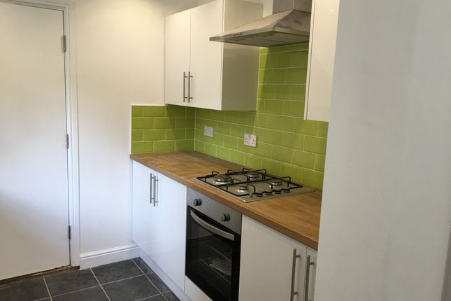 Thumbnail Terraced house to rent in Saxony Road, Kensington