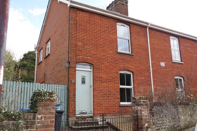 Thumbnail 2 bed semi-detached house to rent in Duck Lane, Laverstock, Salisbury